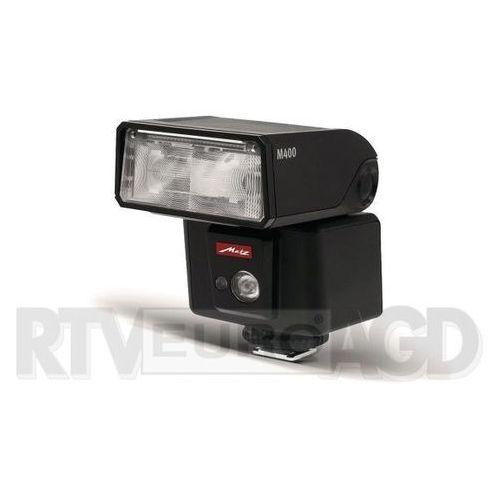 Lampa błyskowa  metz lampa m400 sony - 004060691 darmowy odbiór w 20 miastach! marki Metz