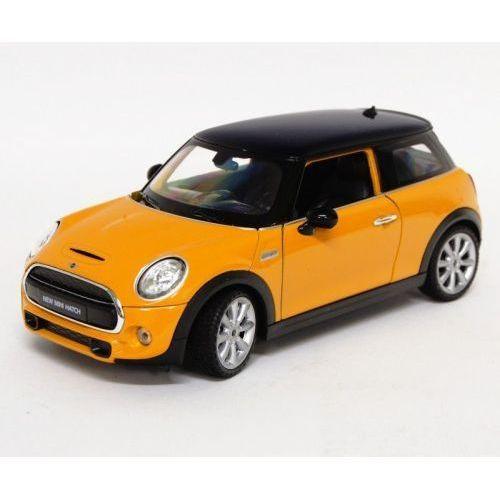 Welly New mini hatch, pomarańczowy (5902002968720)