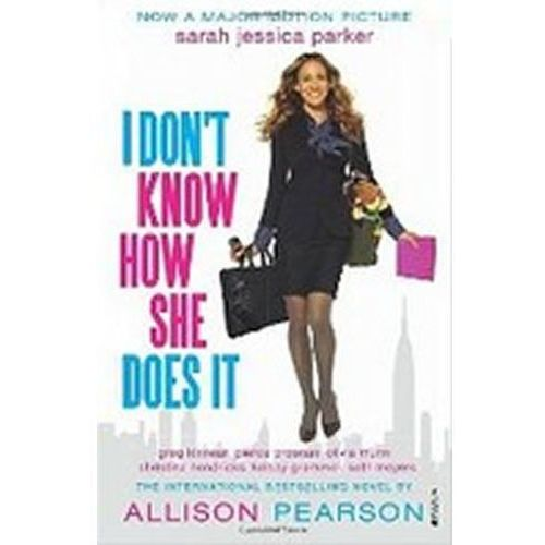 Pearson, I Don't Know How She Does It Film Tie-in, Pearson Allison