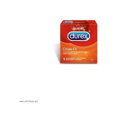 Prezerwatywy Durex Close Fit A3