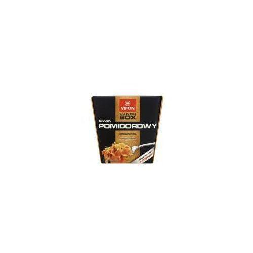 Lunch Box smak pomidorowy Danie błyskawiczne z kluskami pikantne 80 g Vifon