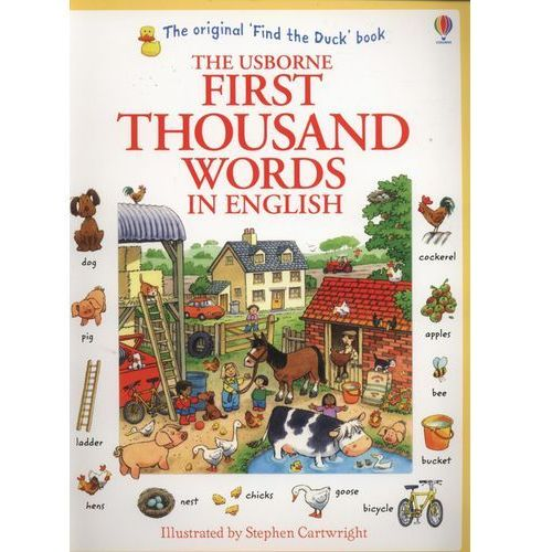 First Thousand Words in English (2013)