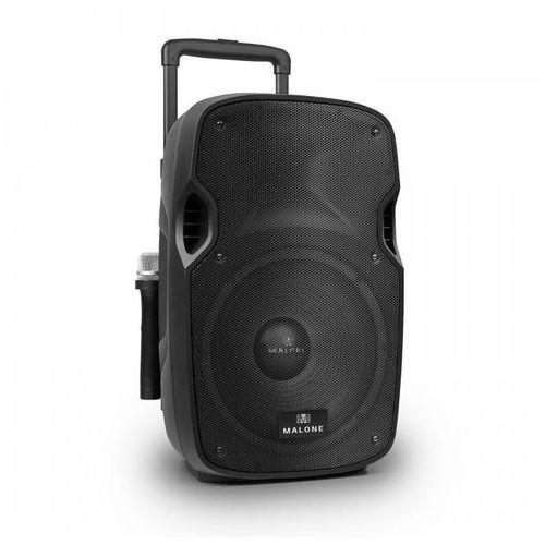 """Przenośne głośniki aktywne pa pw-2912 30cm (12"""") 350w marki Malone"""