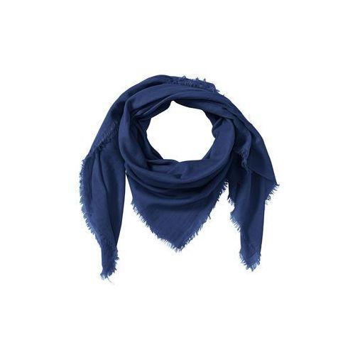 Chusta bawełniana niebieski dżins marki Bonprix