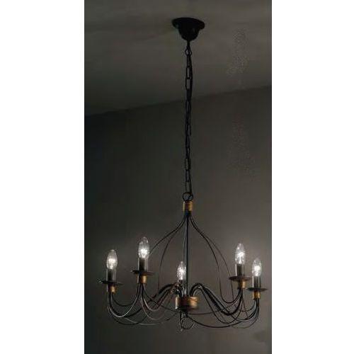 lampa wisząca corte sp8 - 057194 marki Ideal lux