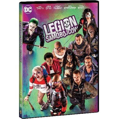 Legion samobójców (dvd) - david ayer marki Galapagos. Najniższe ceny, najlepsze promocje w sklepach, opinie.