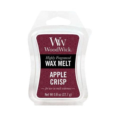 Woodwick - wosk zapachowy apple crisp 10h (0663595572668)
