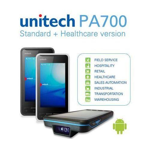 Terminal ręczny Unitech PA700 Android 4.1 Wi-Fi 2*1,5 GHz