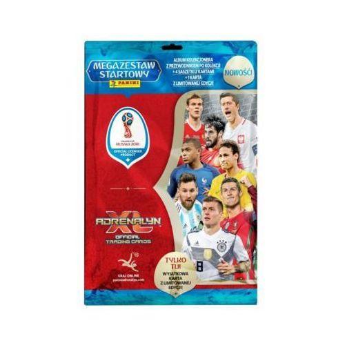 Kolekcja FIFA World Cup Russia 2018 Mega Zestaw Startowy - DARMOWA DOSTAWA OD 199 ZŁ!!! (8018190090703)