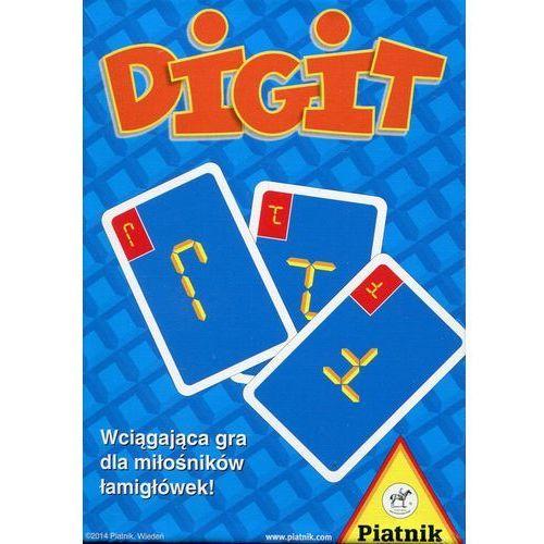 Piatnik gra digit
