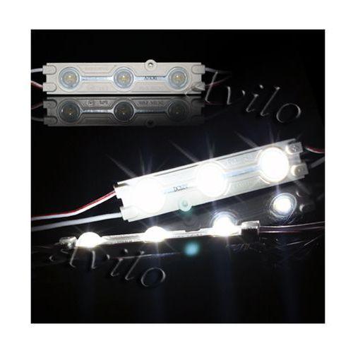 SAMSUNG - MODUŁ LED (5630) 3 diody - BIAŁY (ZIMNY)