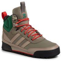 Buty - baara boot ee5531 trakha/tracar/cblack marki Adidas