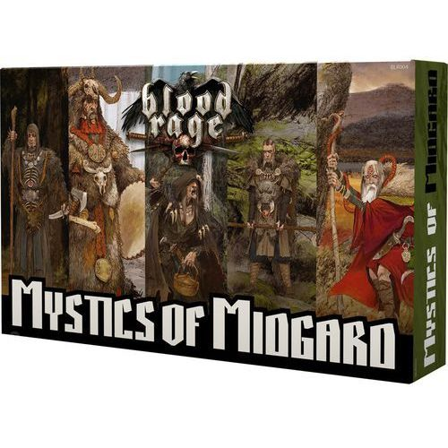 Blood Rage: Mistycy z Midgardu PORTAL, GXP-662165