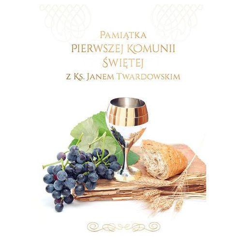 Pamiątka I Komunii Świętej z ks. Janem Twardowskim Praca zbiorowa, Jan Twardowski