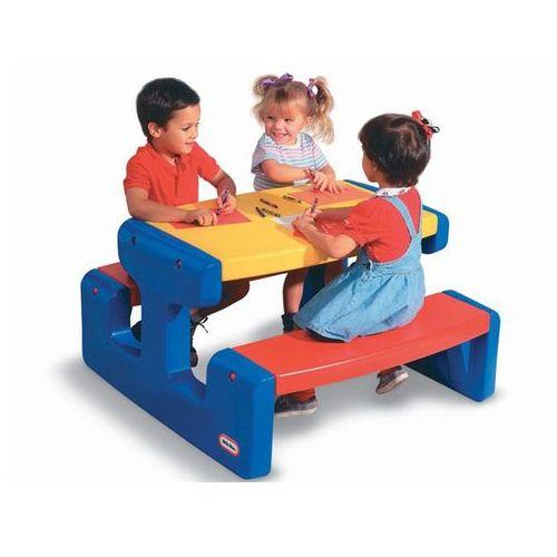 Little tikes Duży stół piknikowy (0050743046681)