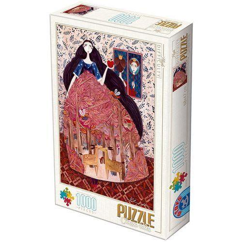 23-287001 Puzzle Królewna Śnieżka