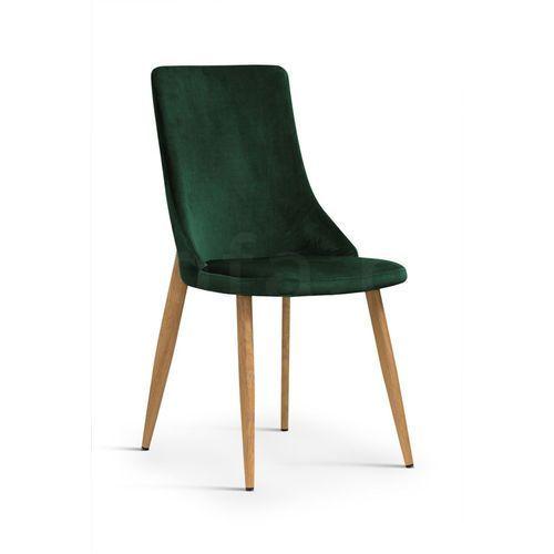 """Krzesło """"EGG"""" zielone"""