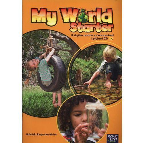 Język angielski My World Starter Podręcznik Edukacja wczesnoszkolna, NOWA ERA. Tanie oferty ze sklepów i opinie.
