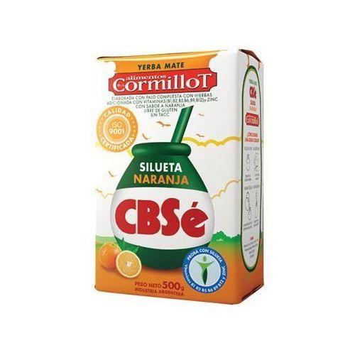 Jamba Herbata cbse silueta naranja pomarańczowa 500 g (7790710000133)