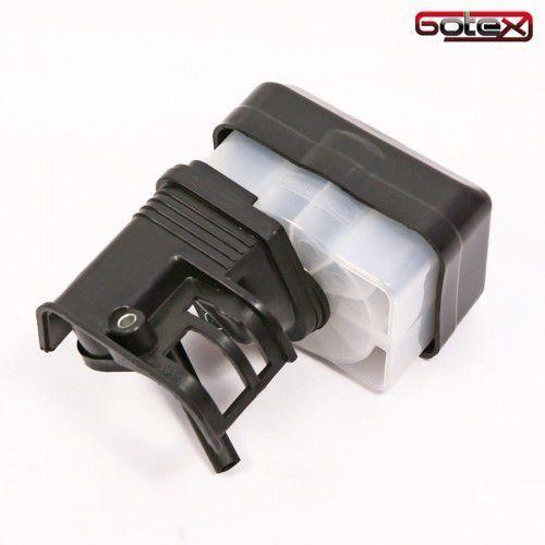 Filtr powietrza olejowy z kolektorem do Honda GX160/GX200 oraz zamieników, 701
