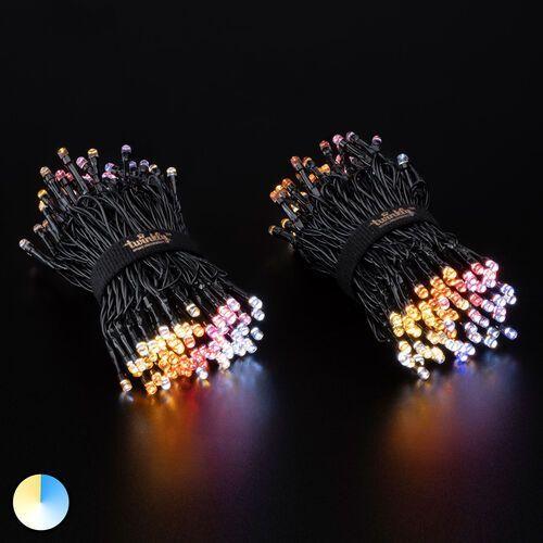 Łańcuch świetlny LED Twinkly CCT 250pkt 20m czarny (8056326671402)