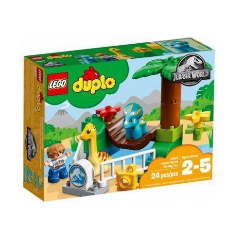 DUPLO Jurassic World Minizoo Łagodne olbrzymy (5702016117226)