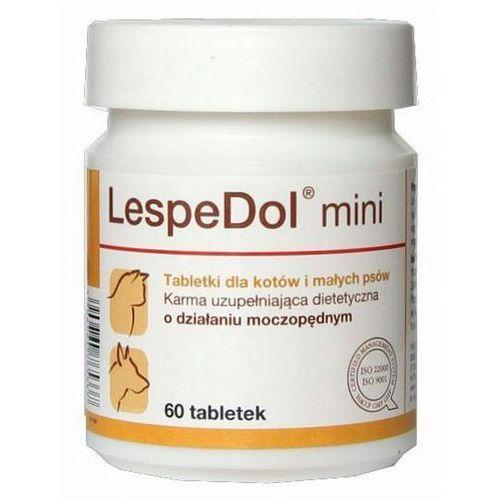 Dolfos lespedol mini prep. dla kotów i małych psów - układ moczowy, 60 tabl.