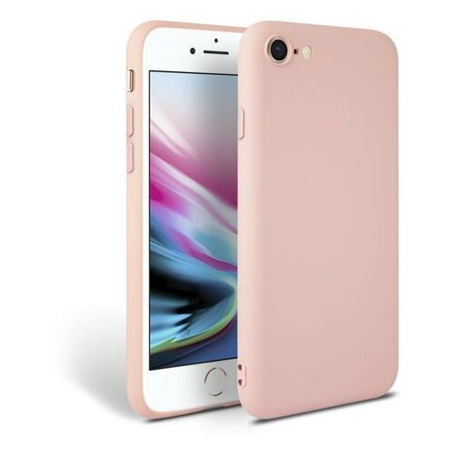 icon iphone 7/8/se 2020 pink marki Tech-protect