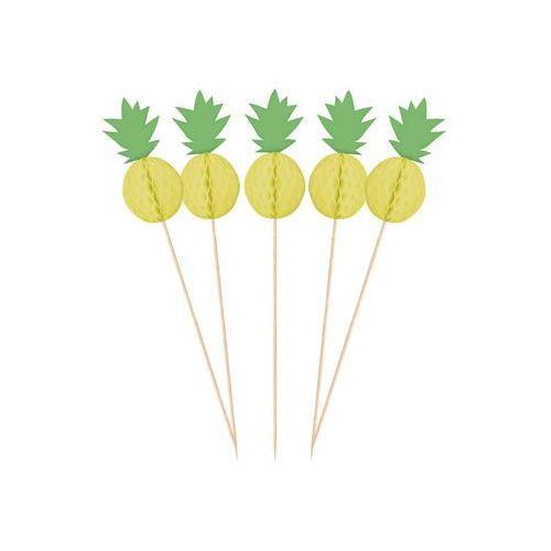Ananasy na piku - 18 cm - 10 szt.