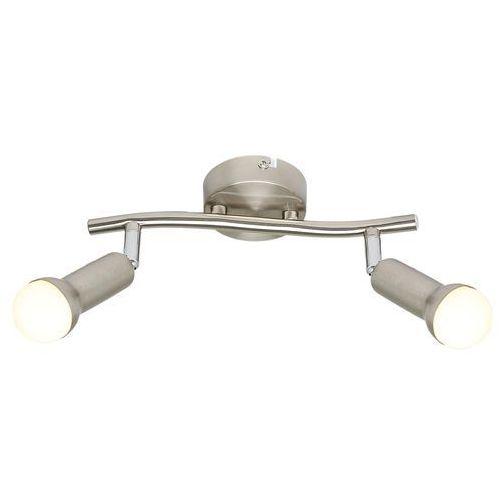 CANDELLUX ARC 92-63298 Lampa punktowa 2x40W E14 nikiel mat (5906714863298)