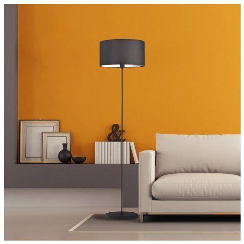 Nowoczesna lampa do salonu z włącznikiem nożnym WERONA, 14539/57