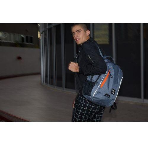 Plecak be.bag indigo blue marki Herlitz