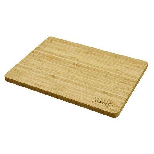 Lurch - bambusowa deska do krojenia (wymiary: 30 x 20 x 1,5 cm)