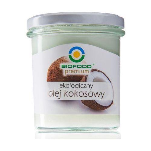 Olej kokosowy ekologiczny BIO (Bio Food) 240g, BF
