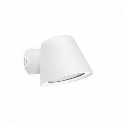 Faro Gina Zewnętrzny kinkiet Biały, 1-punktowy - Podstawowy - Obszar zewnętrzny - Gina - Czas dostawy: od 10-14 dni roboczych (8421776065796)