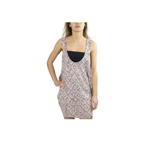 Sukienka Tunika Adidas PYTHON DRESS F78328, bawełna