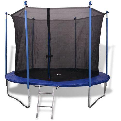 Vidaxl trampolina z akcesoriami 3,05 m