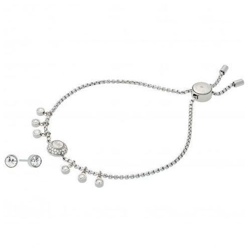 Biżuteria - bransoleta mkj6896040 + kolczyki marki Michael kors