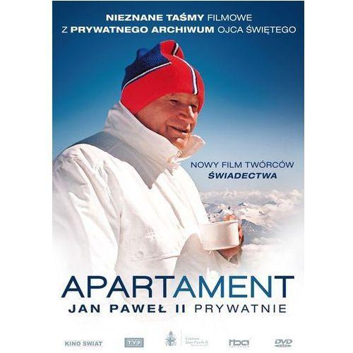 APARTAMENT. Jan Paweł II prywatnie DVD (5906190324276)