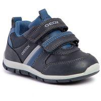 Sneakersy - b shaax b. d b9432d 0mebc c4078 d navy/dk navy marki Geox