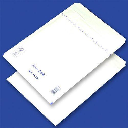 Office products Koperty samoklejące z folią bąbelkową , hk, h18, 270x360mm/290x370mm, 10szt., białe