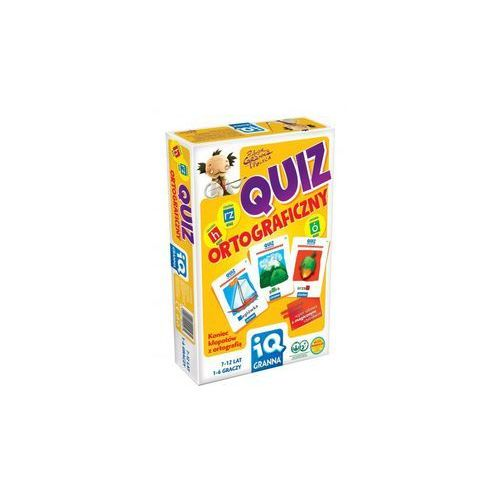 Iq gra quiz ortograficzny marki Granna