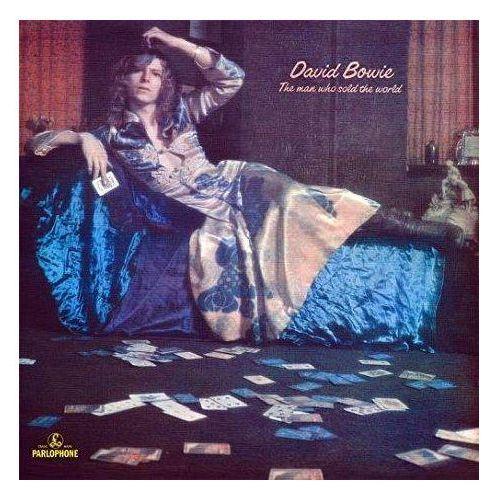 The Man Who Sold The World (2015 Remastered) (Vinyl) - David Bowie (Płyta winylowa) (0825646287383)