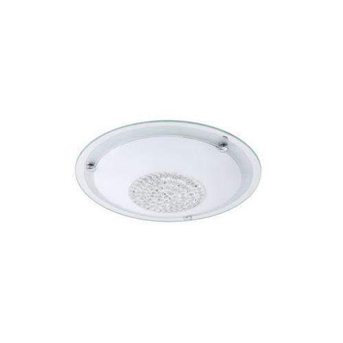Plafon lampa sufitowa Rabalux Patricia 2x40W E27 przezroczysty 2464 (5998250324647)
