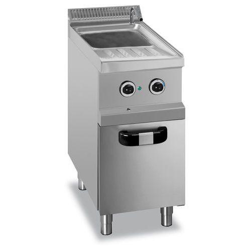 Urządzenie do gotowania makaronu i pierogów elektryczne z szafką, 26 l, 400x700x850 mm   MBM, MG7EC477/SC