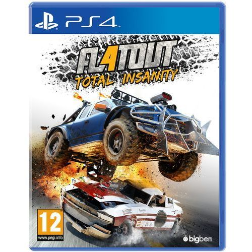 OKAZJA - FlatOut 4 Total Insanity (PS4)