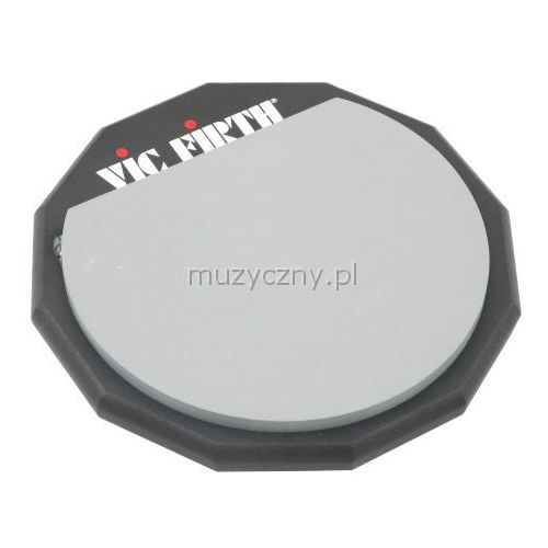 Vic Firth PAD6D 6″ pad do ćwiczeń (2-stronny)
