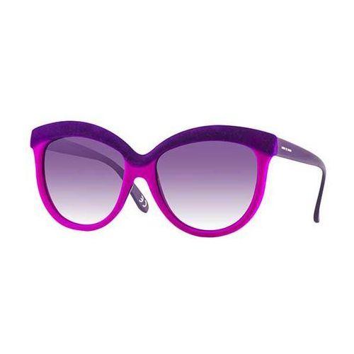 Okulary słoneczne  ii 0092v2 i-plastik velvet 017/018 marki Italia independent