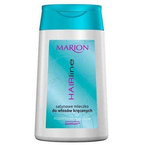 Marion hair line mleczko do włosów kręconych satynowe - marion od 24,99zł darmowa dostawa kiosk ruchu