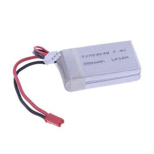 Akumulator lipo 7.4v 850mah marki Tpc